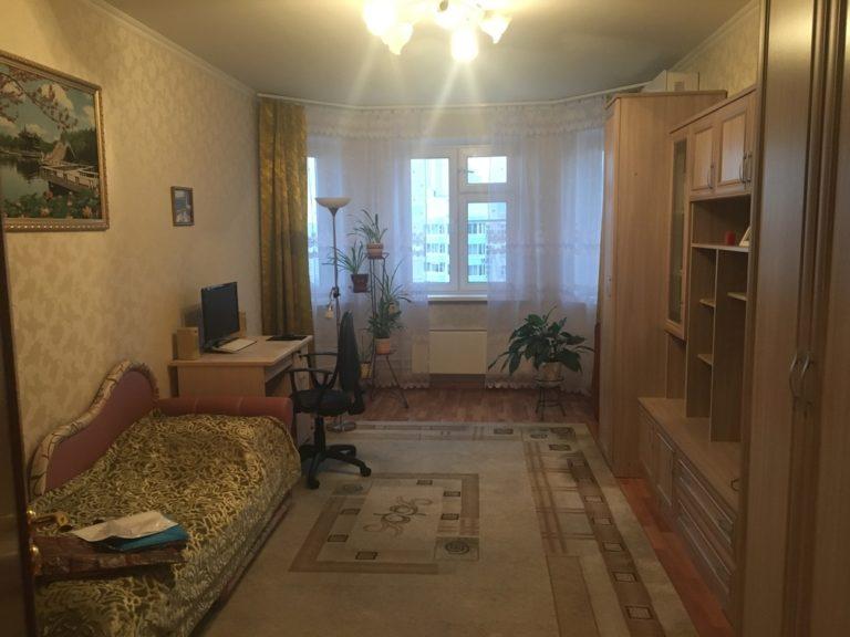 3-комн. квартира, 85 м²